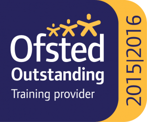Ofsted Oustanding Training Provider